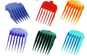 Do you know your hair clipper guard sizes my hair clippers in fact most professional barber hair clipper guards will usually be colour coded which makes it easier for the barber to identify the different sized urmus Gallery