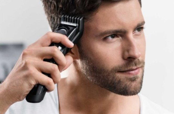 BRAUN HAIR CLIPPER AND TRIMMER HC5090
