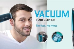 Review of Remington HKVAC2000A Vacuum Haircut Kit (Remington Vacuum Hair Clipper)