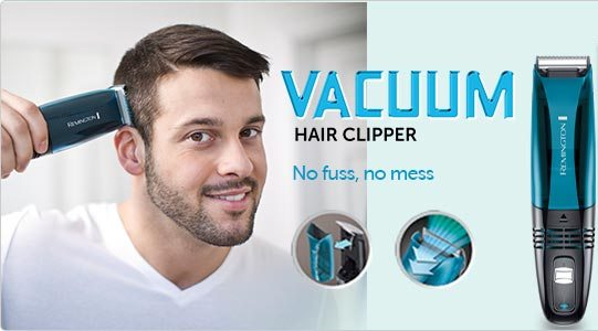 remington-hkvac2000a-vacuum-haircut-kit review