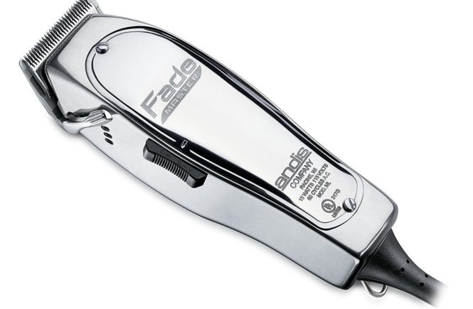 andis best hair clippers for fades