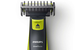 attachable razor guards for the philips norelco oneblade