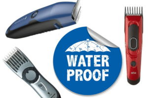 Best Waterproof Hair Clippers. Shower and Trim in one Session.