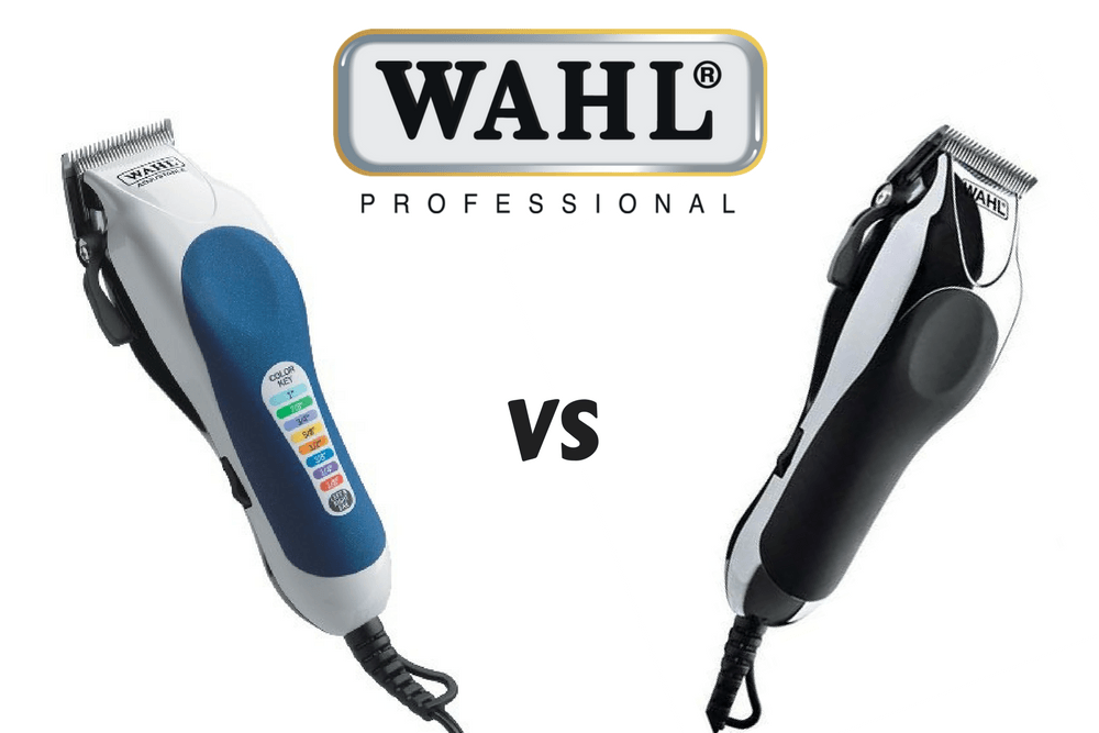 Wahl Color Pro Vs Chrome Pro Reviews Hair Clipper Reviews And