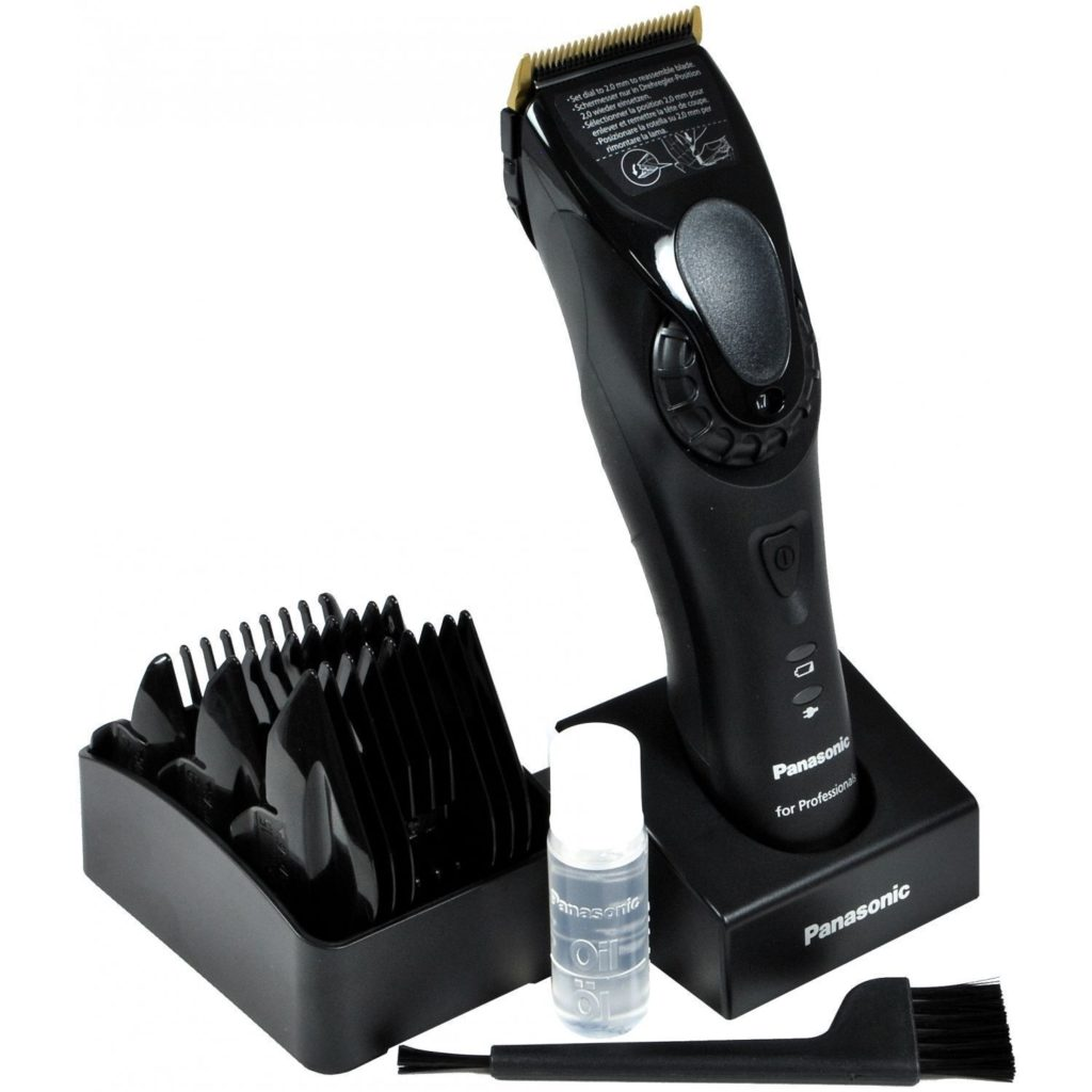 Panasonic ER-GP80 K Professional Hair Clipper in the box