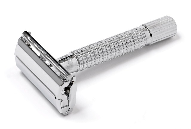 an example of a safety razor