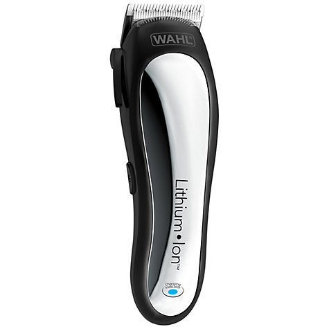 wahl 79600-2101 lithium ion cordless clipper review