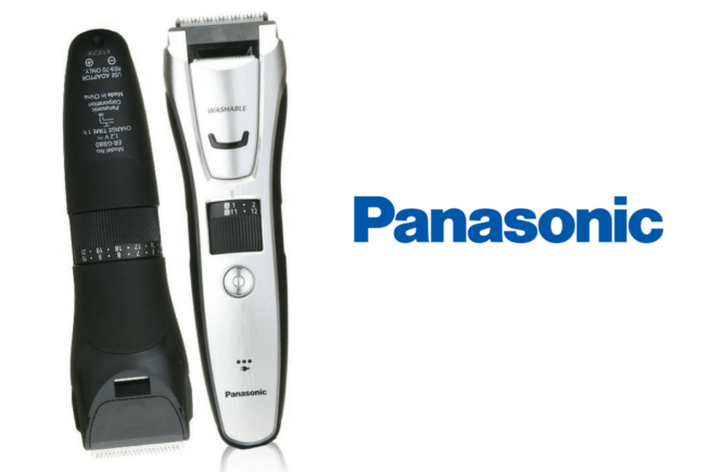 Review of the Panasonic ER-GB80-S Body and Beard Trimmer