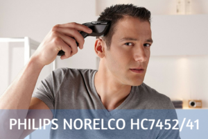 The Philips Norelco HC7452/41 7100 Hair Clipper Review