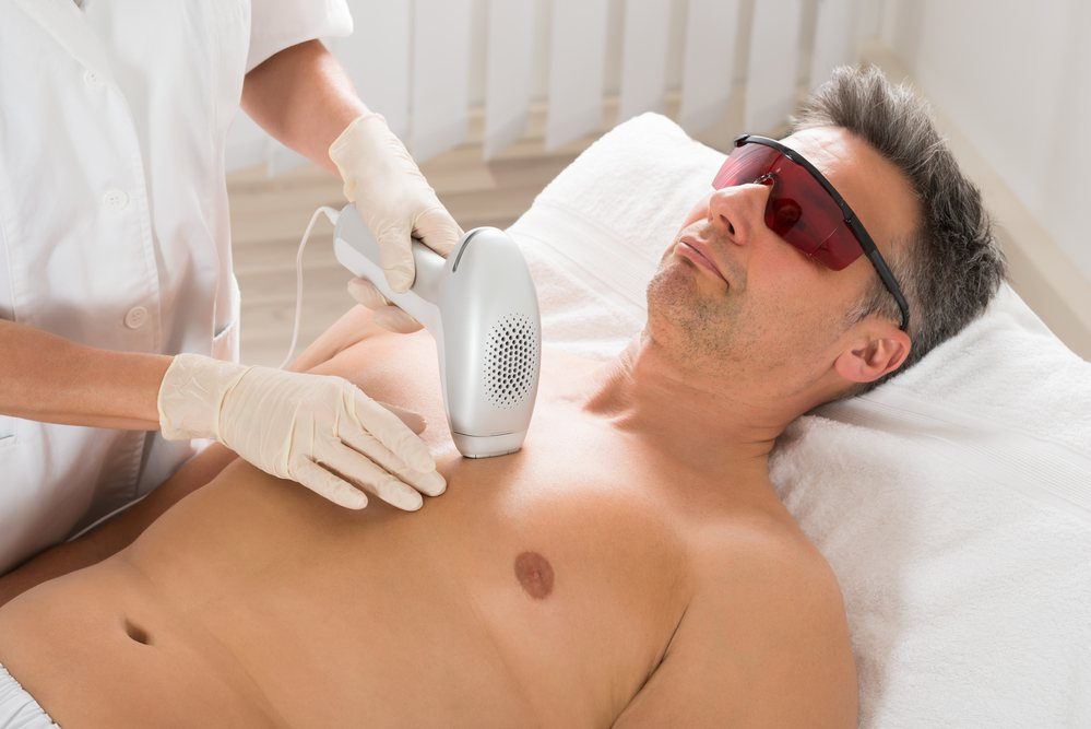 Male Hair Removal Your Hairfree Options Hair Clipper Reviews And