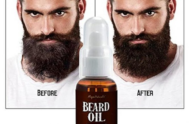 jojoba beard oil