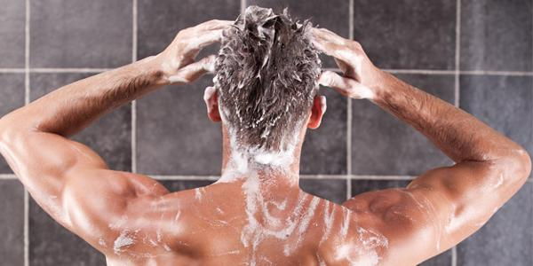 How to wash hair with shampoo