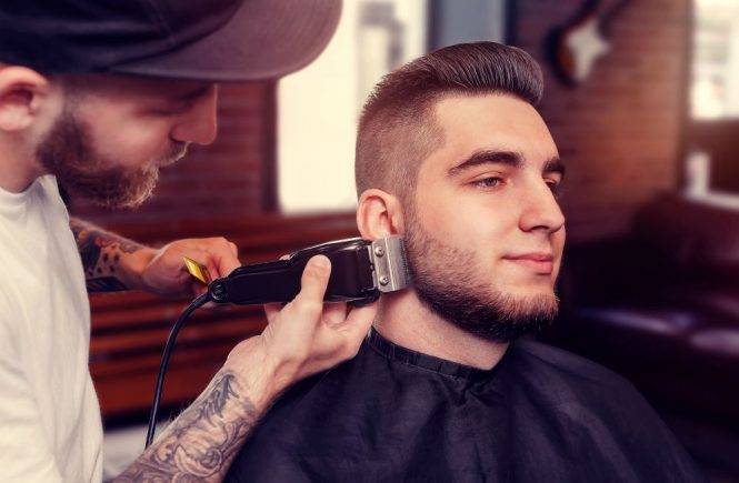 How to Cut Mens Hair With Clippers